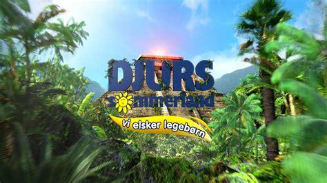 Djurs Sommerland – Juvelen - Picturewise Commercial Y Logo 3d