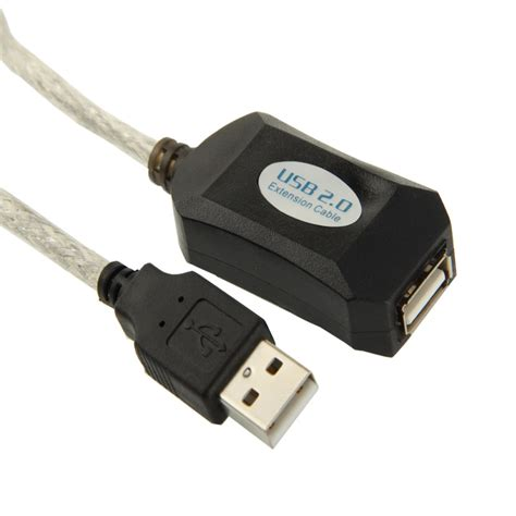 Usb Extension 5m Biru Usb To Usb 5 Meter Penyambung usb 2 0 extension cable length 5m alex nld