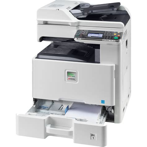 Printer A3 kyocera ecosys fs c8525mfp a3 colour laser multifunction printer 1102my3nl0