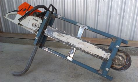 Features For Granberg Original Alaskan Small Log Sawmill Model