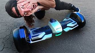 What Is The Fastest Fastest Hoverboard Speed Test