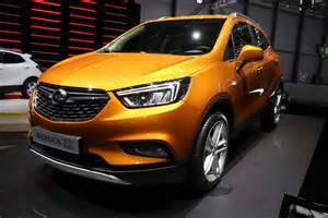 Buick Mokka Facelifted Opel Mokka X Is A Sign Of Things To Come For