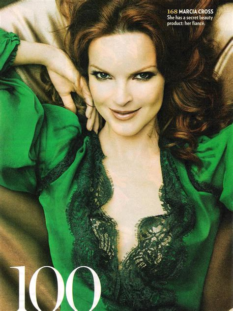 Marcia Cross Placed On Bed Rest by Marcia Cross Bodies