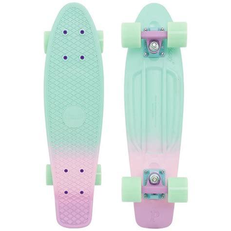 pink peppermint penny peppermint skateboard 22 quot penny boards slick