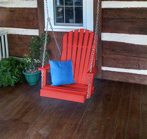 amish woodwork 2 adirondack chair swing 187 amish woodwork