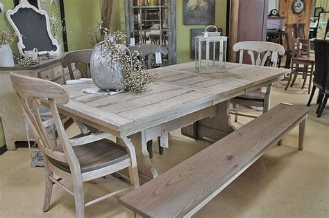 Distressed Dining Room Furniture Distressed White Dining Distressed Dining Room Tables