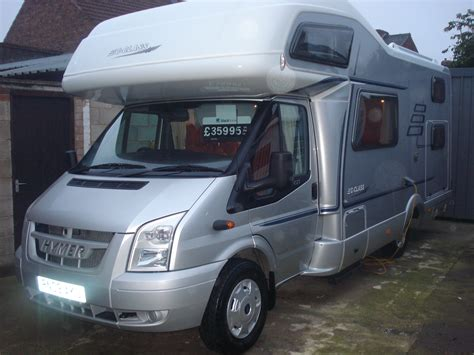 mobile home vans images for gt ford hymer transit mobile home