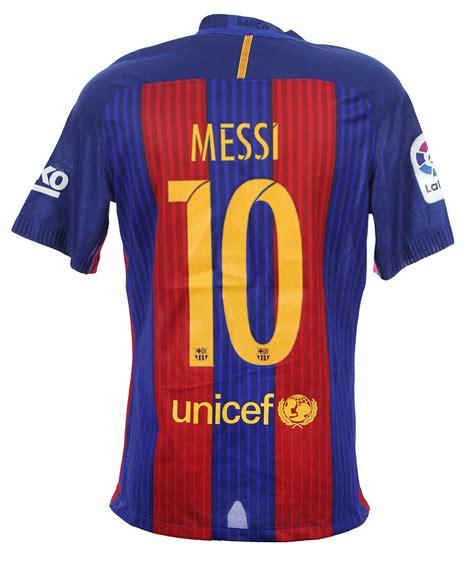 barcelona jersey 2017 messi lot detail 2017 lionel messi fc barcelona soccer jersey