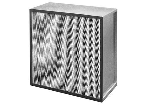 flanders alpha 95 95 dop hepa filters space filters pty ltd
