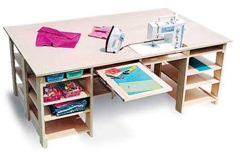 sewing table plans product details keepsake quilting