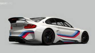 bmw m2 to take some design cues from bmw vision gran turismo