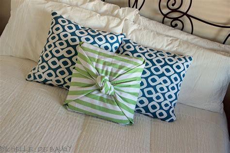 diy cushion cover no sew 40 diy ideas for decorative throw pillows cases