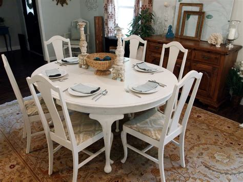dining room vintage distressed dining room chairs to blend