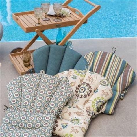 barrel back outdoor chair cushions coral coast ulani barrel 18 x 30 in seat back cushion