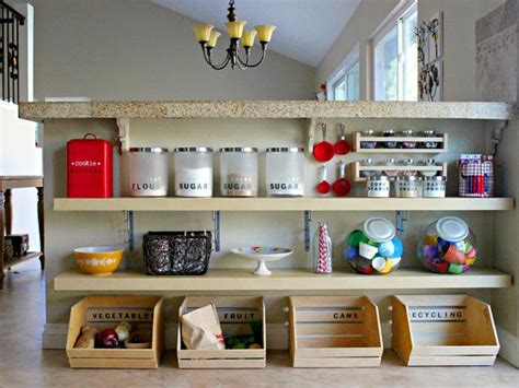 kitchen shelf organization ideas 34 insanely smart diy kitchen storage ideas