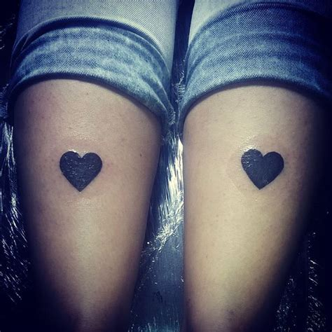 black heart tattoo 28 small designs ideas design trends