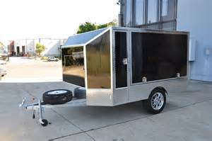 Barn Plans Designs Gal Trailers Proudly Following Your Car