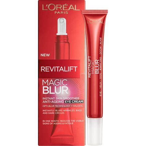 Loreal Blur l oreal revitalift magic blur instant skin smoother