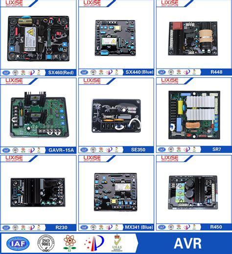 Avr Gb170 3phase generator avr circuit diagram m16fa655a avr 3 phase buy avr 3 phase generator avr circuit