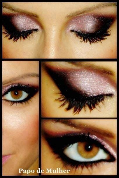 gratis libro easy on the eyes eye make up looks in 5 15 and 30 minutes para leer ahora purple is a good color to make brown eyes pop love how this looks makeup