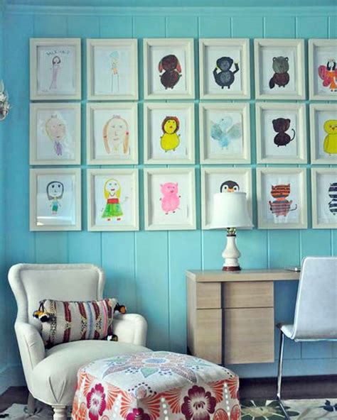 artwork for kids bedrooms 25 cute diy wall art ideas for kids room