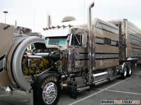 Ultimate Sleeper Truck by Ultimate Semi Truck 35 Truck Awesome