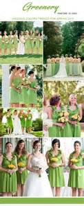 april wedding colors top 10 bridesmaid dresses colors for 2017 inspired