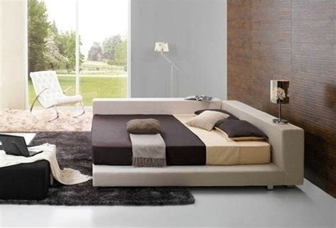 corner platform bed deion contemporary bed frame contemporary beds miami