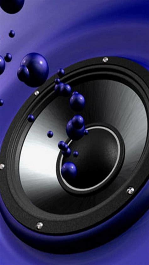 speakers digital art speaker wallpaper