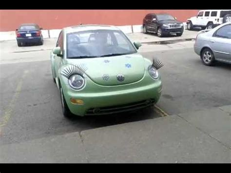 punch buggy car with eyelashes volkswagen vw beetle with eyelash punch buggy