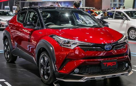 toyota chr review specs   cars engines
