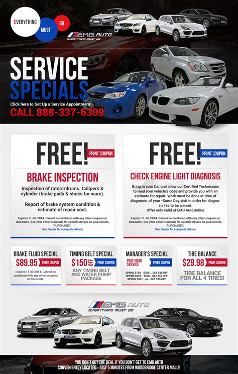 car service ad new and used car ads avenel nj emg auto sales