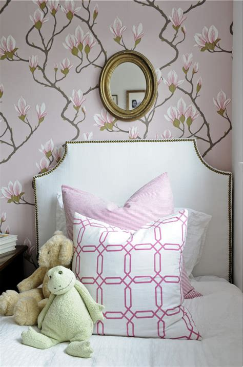 girls bedroom wallpaper interior design ideas home bunch interior design ideas