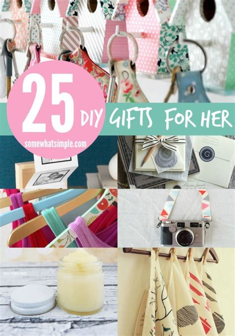diy valentine s day gifts for her 25 diy gifts for her