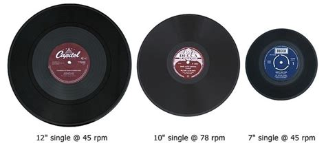 Ep Vinyl Size - do all record players use the same size vinyl if they don