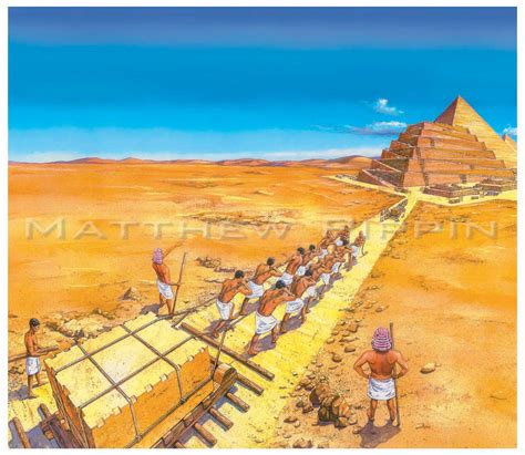 pyramid builders amazing cultures building the pyramids of