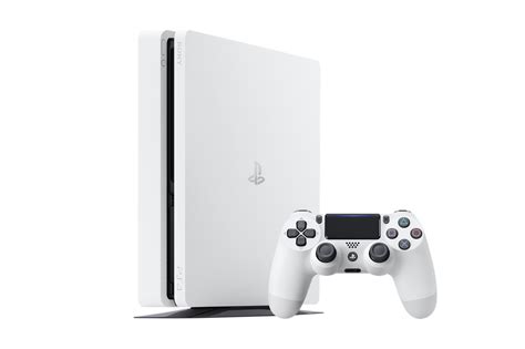 Sony Playstation 4 Slim sony playstation 4 slim quot glacier white quot hypebeast
