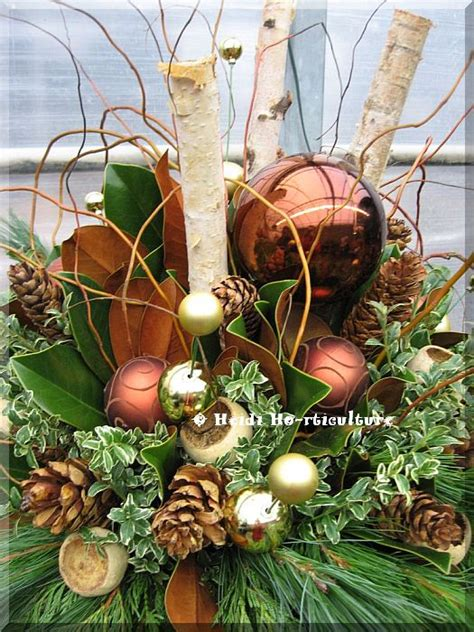 christmas urn designs heidi horticulture outdoor winter container designs