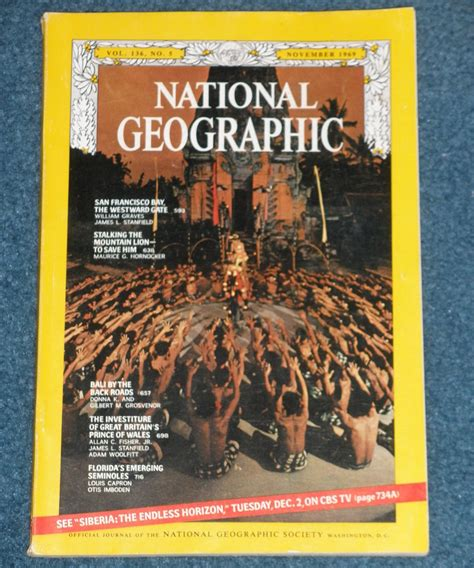 the national geographic magazine vol 23 year 1912 classic reprint books national geographic magazine nov 1969 vol 136 no