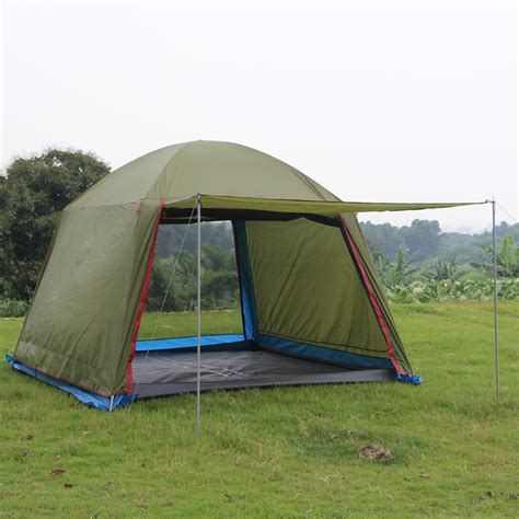 300 300 220cm 8 person outdoor awning gazebo canopy