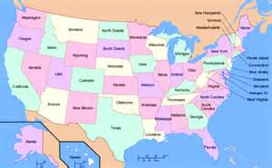American states capitals of us states abbreviations of us states