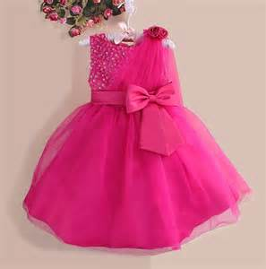 Baby girls party wear dress children frocks designs 2015 short party