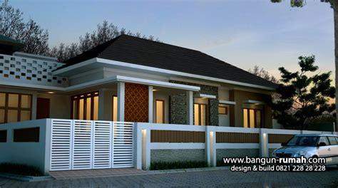 desain rumah bekasi desain rumah  lantai  bekasi perumahan griya indah permai
