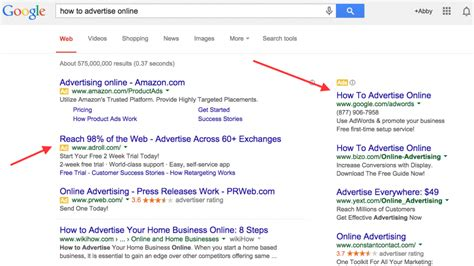 Ad Search Advertising With Adwords Search Or Display Network
