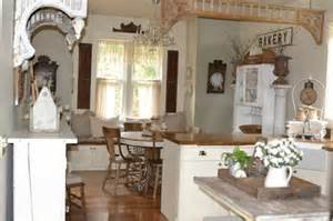Decorating ideas for kitchens vintage country kitchen