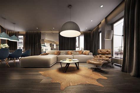 arredamento appartamento moderno stupendo appartamento moderno elegante e drammatico