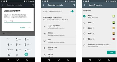 how to setup parental controls on android how to use android parental controls tech advisor