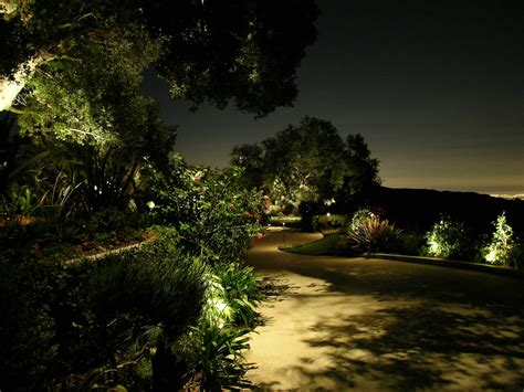 Lighting Landscape Design Featured Project Beverly Landscape Lighting Led Landscape Lighting
