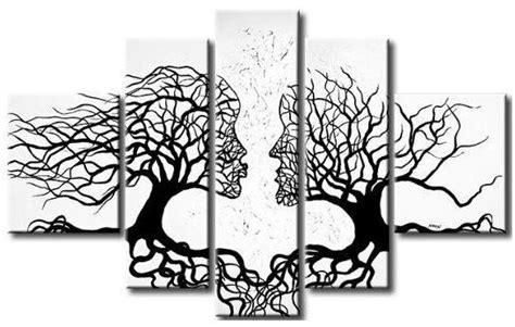 cuadros modernos blanco y negro cuadros modernos blanco y negro decoraci 243 n hogar