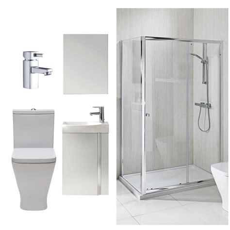 cut price bathrooms slider suite bathroom cladding direct